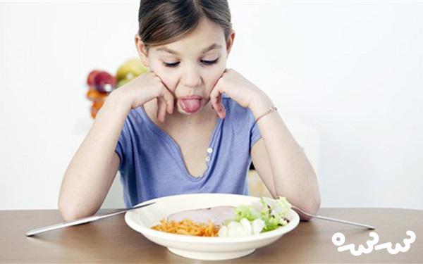 تغییر ذائقه غذایی باید از کودکی انجام شود