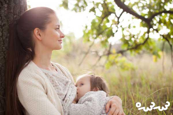 دلایل کم شدن شیر مادر چیست