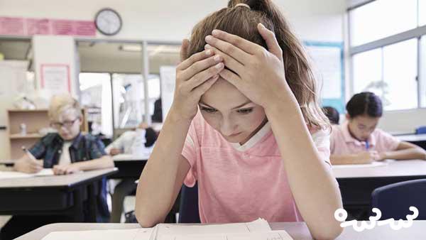 راه های کاهش استرس امتحان