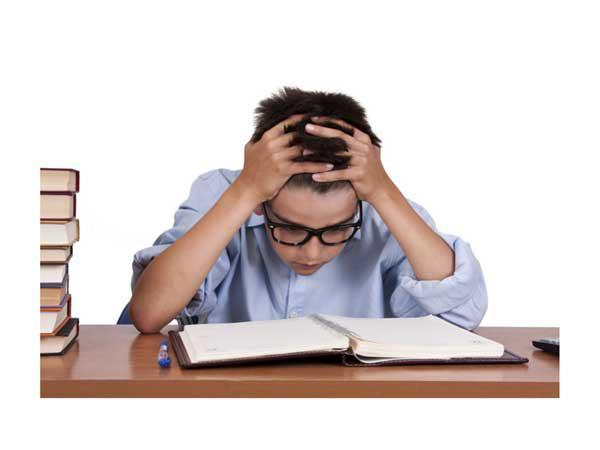 راه های کاهش استرس در امتحانات