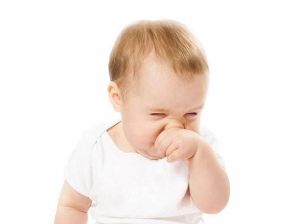 راهکارهایی برای درمان گرفتگی بینی کودک