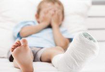 راه حل هایی برای بهبودی شکستگی استخوان در کودکان