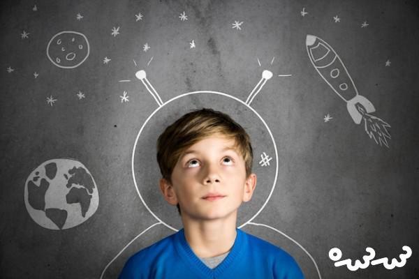راه هایی برای تقویت خلاقیت و ابتکار عمل کودک