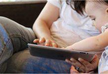 راه هایی برای جلوگیری از وابسته شدن کودک به تبلت