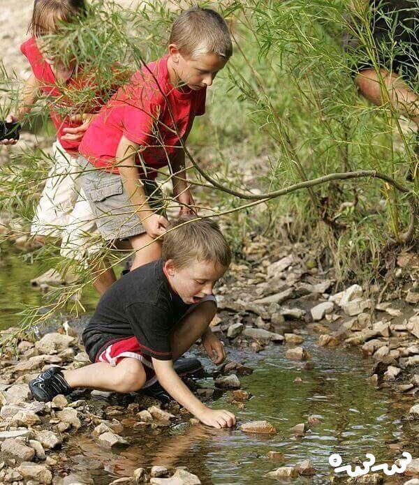 فعالیت بیرون از خانه در سلامت روحی و جسمی کودک تاثیر دارد