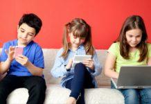 رها شدن کودکان در صفحات مجازی