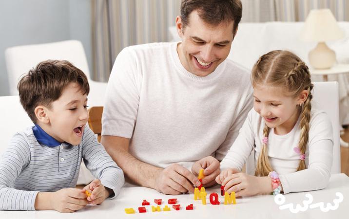 روش های تربیت صحیح کودکان