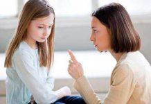 روش صحیح تنبیه کودکان