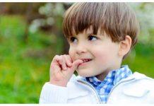 روش-های-ساده-برای-ترک-ناخن-جویدن-کودک