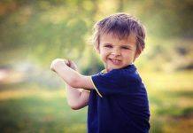 روش های کنترل پرخاشگری در کودکان