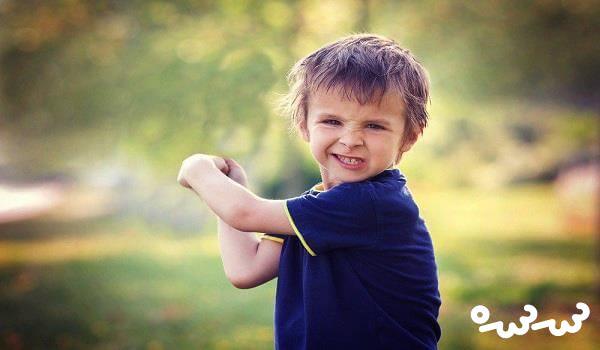 کنترل پرخاشگری در کودکان