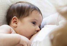 شیردادن برای چند ماه اول ریسک مرگ نوزاد را کاهش می دهد