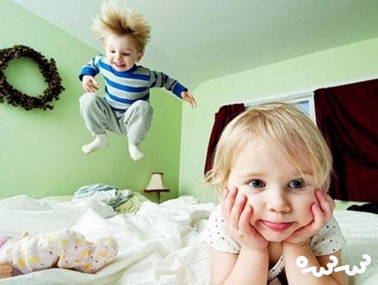 علائم کودکان بیش فعال چیست؟