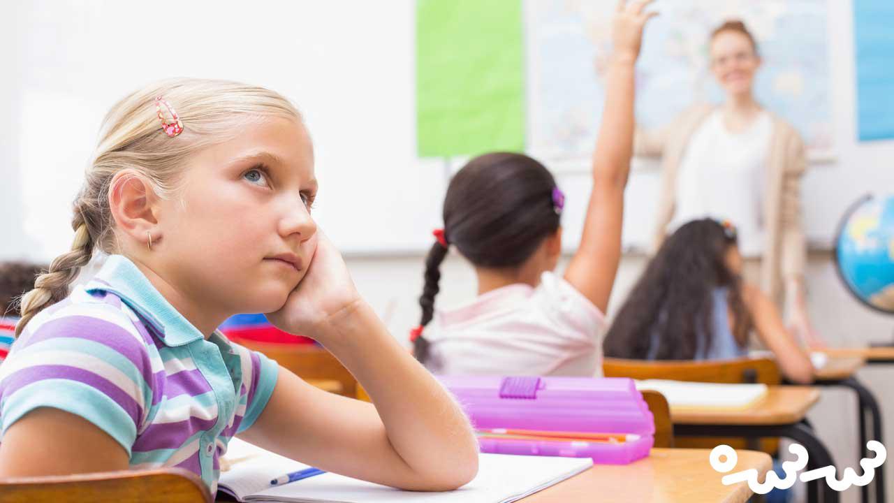 علت حواس پرتی کودکان چیست؟
