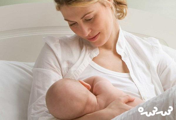 علت کم بودن شیر مادر در روزهای اول زایمان