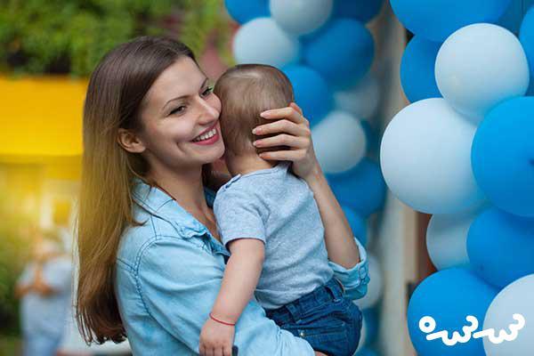 کودکتان را ۱۵ ثانیه در آغوش بگیرید و معجزه آن را ببینید!