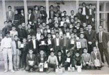 عکس های تاریخی دانش آموزان گیلان