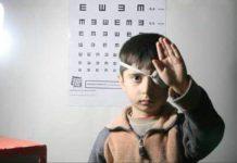 غربالگری بینایی کودکان ۳ تا ۶ سال تا پایان آذرماه