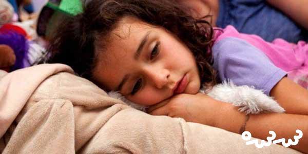 فعالیت های آرام بخش برای خواب کودکان