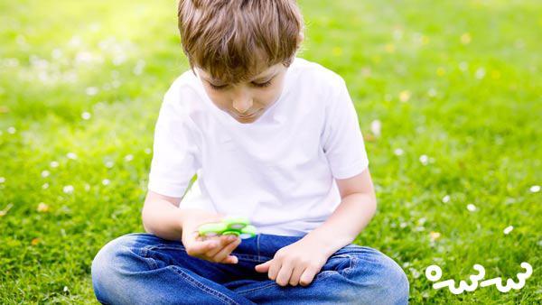 فیجت اسپینر به کاهش اضطراب و کنترل ADHD کمک می کند؟