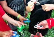 فیجت اسپینر در لیست اسباب بازی های خطرناک کودکان