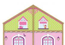 قصه خانه عروسکی و موش های خرابکار