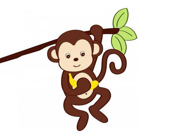 قصه میمون بی ادب