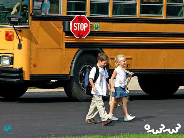 قوانین ایمنی کودکان که در خودرو و اتوبوس باید رعایت شود
