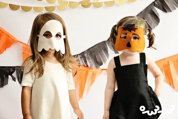 ماسک ؛ بازی مناسبی برای کودکان درون گرا و برون گرا
