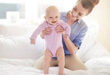 مراحل راه رفتن کودک نوپا