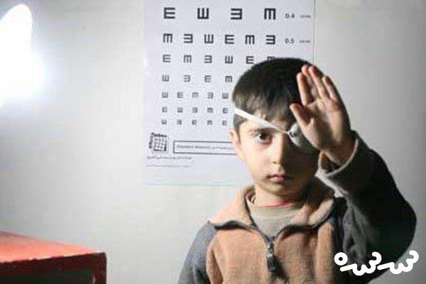 مشکلات چشمی تاثیر منفی بر عملکرد تحصیلی کودکان دارد