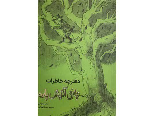معرفی کتاب دفترچه خاطرات جانی آتیش پاره