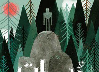معرفی کتاب ربات جنگلی