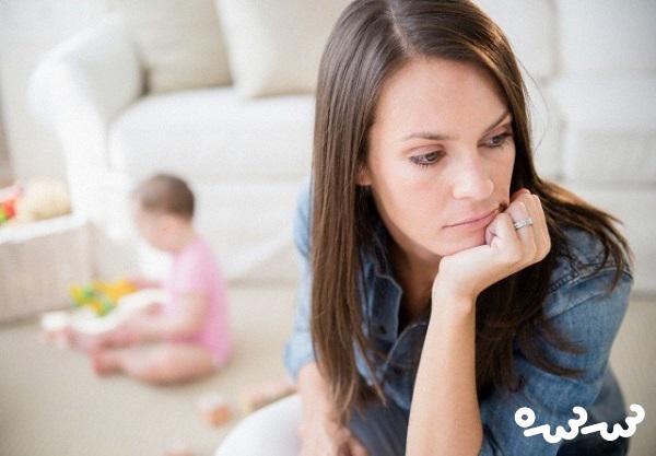 میزان پایین هورمون ضداسترس باعث افسردگی بعد از زایمان می شود