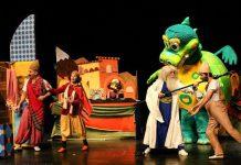 نمایش اژدها اولین حیوان خانگی