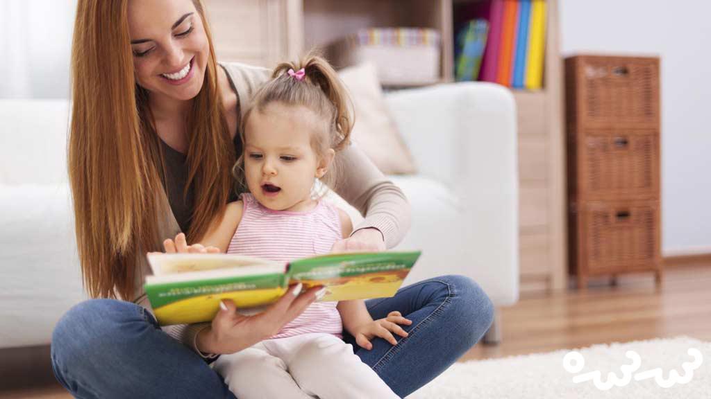 اهمیت قصه خوانی برای کودکان
