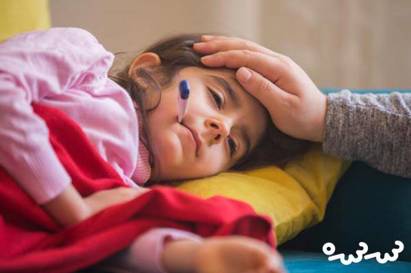 نکات مفید درباره درمان تب در سنین مختلف