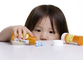 هر گز از استامینوفن کدئین برای کودکان استفاده نکنید
