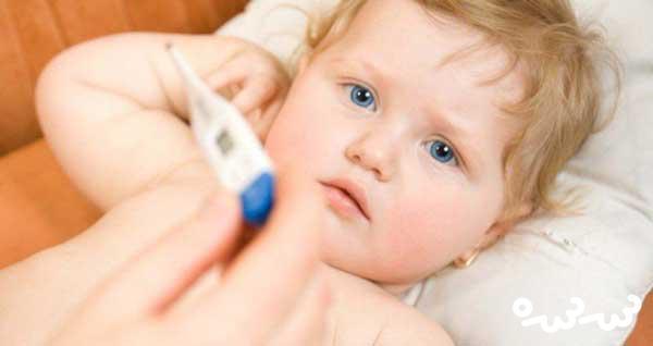 همه چیز درباره تب نوزاد