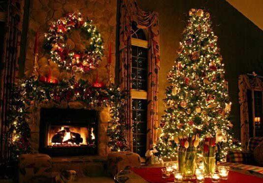 همه چیز درباره جشن کریسمس