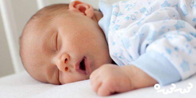 همه چیز درباره خوب خوابیدن نوزاد