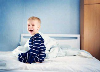 علت کابوس دیدن کودکان چیست؟