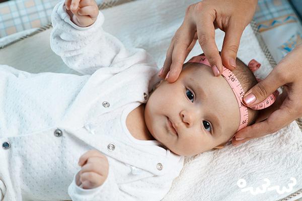 سر نوزاد در زایمان طبیعی چه تغییراتی می کند؟