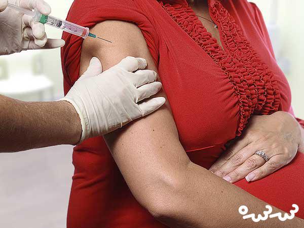 واکسن کزاز در چه ماهی از بارداری باید تزریق شود؟