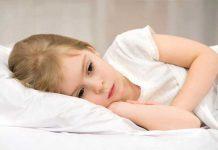 پیامدهای منفی کم خوابی در کودکان