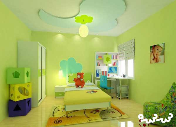 چند توصیه روان شناسان برای چیدمان اتاق خواب کودکان