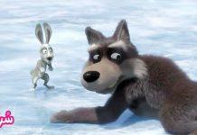 کارتون ماشا و میشا - قسمت دهم - (اسکی یخ)