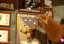 کارتون ماشا و میشا - قسمت سی و هشتم - (دیوانگی)