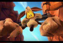 کارتون Coyote Falls - Looney Tunes