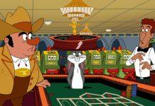 کارتون Hare and Loathing - Looney Tunes